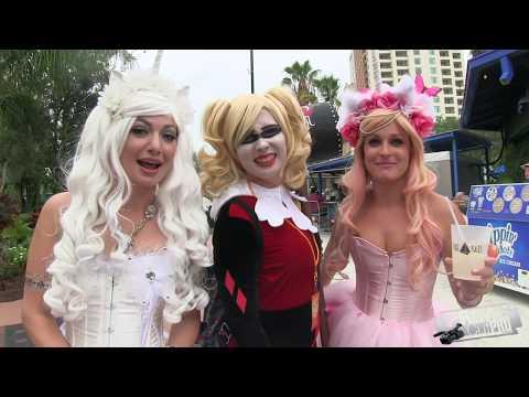 Xxx Mp4 Cosplay Models 2016 Tampa Bay Comic Con 3gp Sex