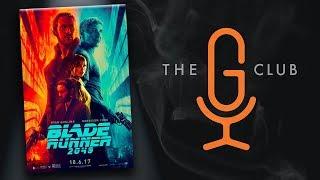 The G Club - Blade Runner 2049 - Episode 17