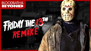 Friday the 13th (2009) - Horror Movie Remake Review