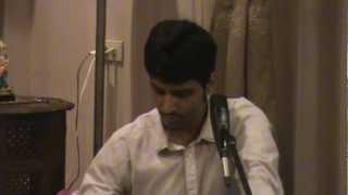 Keshav Prasad sings Antaranga Sai Anatha Natha Sai