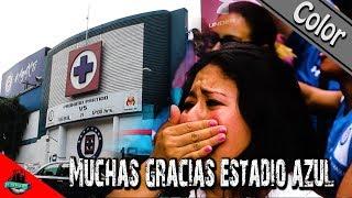 El último partido en el Estadio Azul | La HInchada