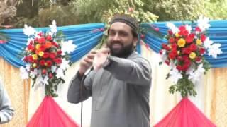 Kan laa k suniyan Mere AQQA ne Arzaaan. By Qari Shahid Mehmood Qadri sb.