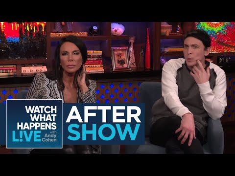 After Show: Can Danielle Staub Describe Siggy Flicker In One Word? | RHONJ | WWHL