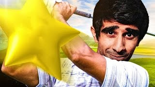 MINIGOLF WITH SHOOTING STARS - GOLF WITH FRIENDS