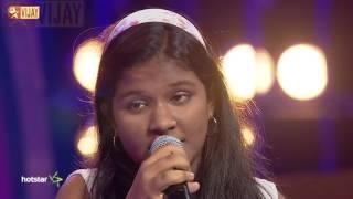 Super Singer Junior - Ennulle Ennulle by Shruthika