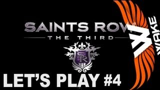 Let's Play Saints Row : The Third - Co op with Bastos - 04