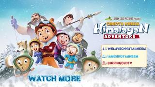 Chhota Bheem Himalayan Adventure - Behind the Scenes