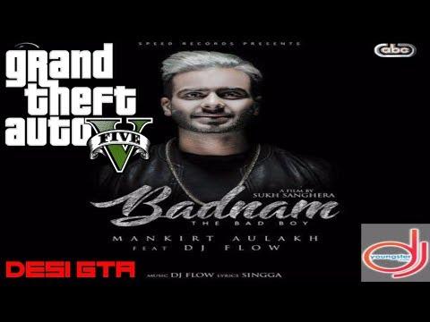 Xxx Mp4 Mankirt Aulakh Badnam GTA 5 Music Video 3gp Sex