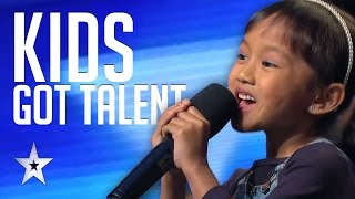 Kids Auditions On Asia's Got Talent 2015!
