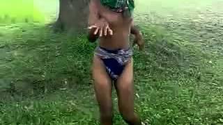 Pape papi.. bangla dance... funny