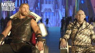 Thor: Ragnarok   Bonus Extended Scenes from Marvel Superhero Movie