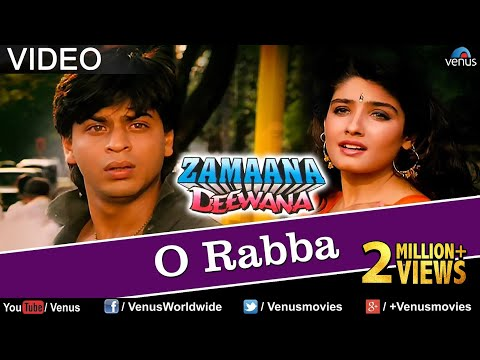 Xxx Mp4 O Rabba Full Video Song Zamaana Deewana Shahrukh Khan Raveena Tandon Romantic Hindi Song 3gp Sex