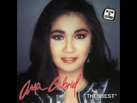 ANA GABRIEL 60 GRANDES EXITOS MIX THE VOICE OF LOVE