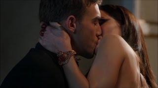 HD Jasper and Eleanor hot scene - The Royals 1x05