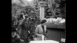 Jadwiga Smosarska i Eugeniusz Bodo w filmie