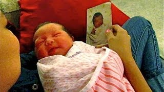Does baby look like Mom or Dad? October 19, 2012 - ItsJudysLife