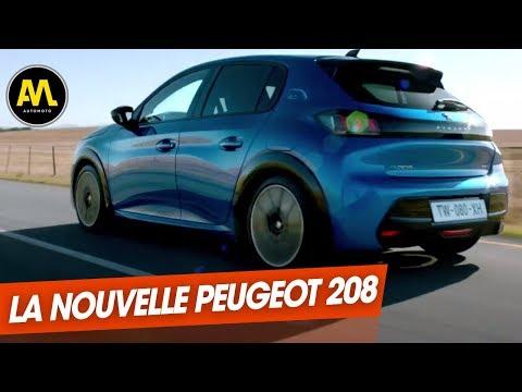 Salon de Genève Coup de foudre pour la Peugeot 208