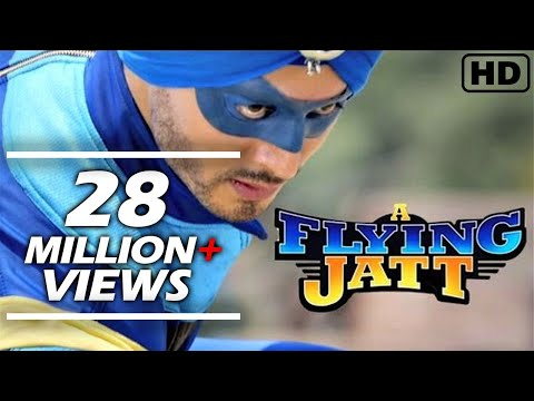 A Flying Jatt Hindi Movie  Promotion video - 2016 - Tiger Shroff - Full Promotion video