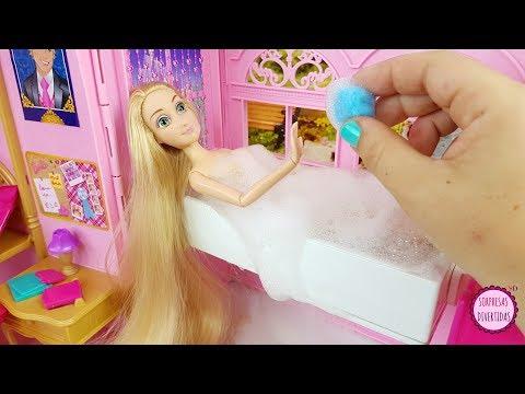 Xxx Mp4 Cuidando De Mis Muñecas Rapunzel Y Blancanieves Por La Mañana En La Habitación De Princesas Barbie 3gp Sex