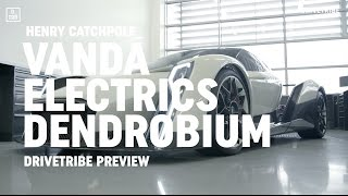 PREVIEW: Dendrobium, the 1000bhp electric hypercar by Williams