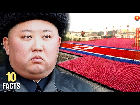 12 Shocking Facts About North Korea