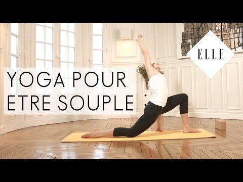 Xxx Mp4 Cours De Yoga Pour être Souple ELLE Yoga 3gp Sex