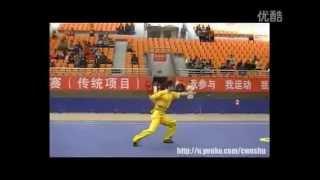 Ba Ji Quan. (八极拳). Chang Long. Versión Torneo.