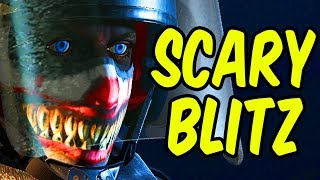 Blitz is SCARY - Rainbow Six Siege Funny Moments