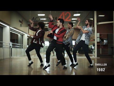 Xxx Mp4 The Evolution Of Michael Jackson S Dance By Ricardo Walker S Crew 3gp Sex