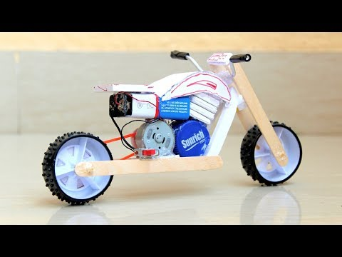 Download Awesome DIY bike - How to make