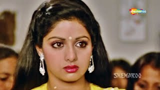 Teri Bewafai Ka Shikwa Karoon Toh - Anil Kapoor - Sridevi - Sunny Deol - Ram Avataar - Hindi Songs