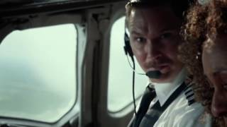 Flight 2012 Crash Scene