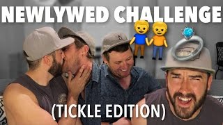 NEWLYWED CHALLENGE (TICKLE EDITION)