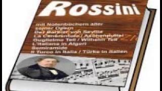 Opera Guglielmo Tell Wilhelm Tell von Rossini