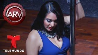 Policía que mostró senos en México será bailarina | Al Rojo Vivo | Telemundo