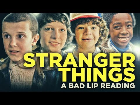 Xxx Mp4 STRANGER THINGS A Bad Lip Reading 3gp Sex