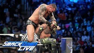 Rey Mysterio vs. Randy Orton: SmackDown LIVE, Nov. 20, 2018