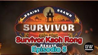Survivor Kaoh Rong - Episodio 5 EN VIVO en YouNow March 17, 2016