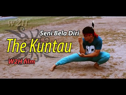 KUNTAU Martial art Central Borneo