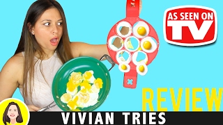 FLIPPIN FANTASTIC PANCAKE MAKER REVIEW   TESTING AS SEEN ON TV PRODUCTS