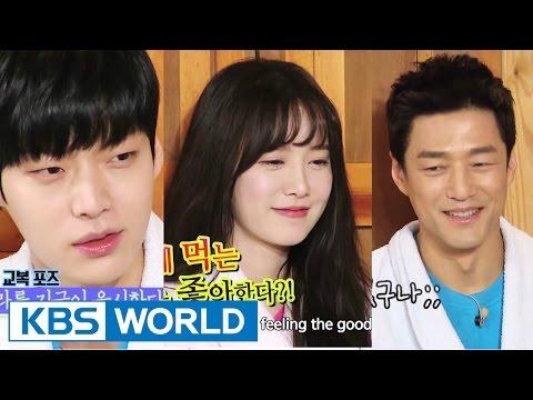 Happy Together - Ji Jinhee, Koo Hyesun, & Ahn Jaehyeon,(2015.03.05)