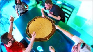 Crokinole GAME NIGHT!!