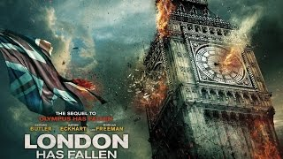 LONDON HAS FALLEN - Double Toasted Audio Review