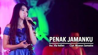 via vallen penak jamanku official music video
