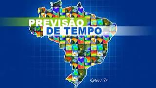 Frio intenso no Centro-Sul do Brasil - Previsão de Tempo para o dia 18/07/2017
