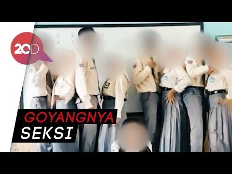 Xxx Mp4 Viral Video Pelajar Berhijab Goyang Di Kelas 3gp Sex