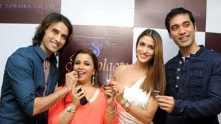 'Shocolaat' Chocolate Boutique Launch | Dev Goel, Shilpa Saklani, Samaira Tolani