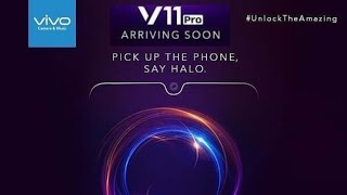 Vivo V11 pro and V11 Official Trailer | Full Features & Specifications | Price, release date | 2018