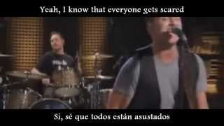 OneRepublic - Stop And Stare (Lyrics - Sub Español) Live