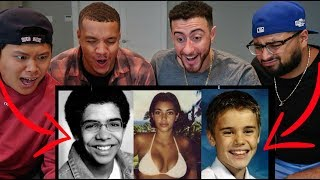 CELEBRITY GUESS THEIR AGE CHALLENGE!